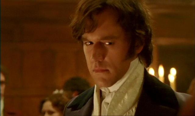 L'antipathique Mr Darcy... pour le moment
