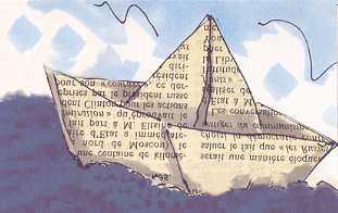 """Résultat de recherche d'images pour """"petit bateau papier"""""""