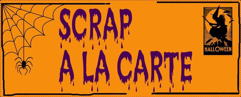 Scrap à la Carte - Le forum