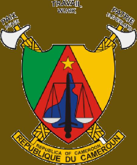 Cameroun - Les Armoiries