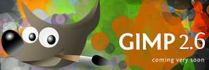 the gimp 2.6