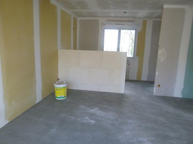 Quelle peinture pour ma cuisine ouverte sur salon s jour for Quelle peinture pour escalier