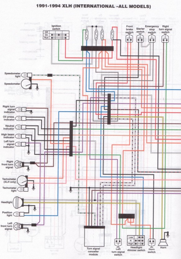 wiring10 2002 harley davidson road king wiring diagram wiring diagram harley wiring harness diagram at fashall.co