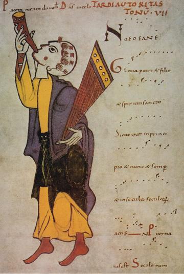 Méchanceté dans - moyen âge/ XVIème siècle trouba10