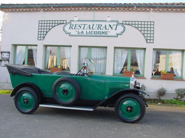 une Marque Automobile Française oubliée : LA LICORNE - Retro et collections