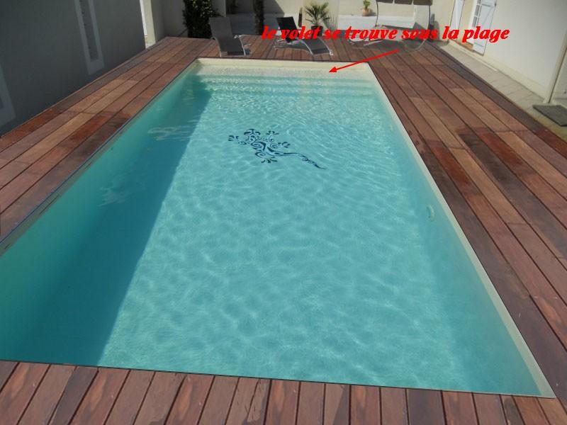Avis plan de piscine piscines construction for Piscine bois rectangulaire avec escalier