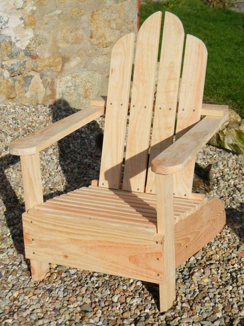 Chaise de jardin americaine for Jardin a l americaine