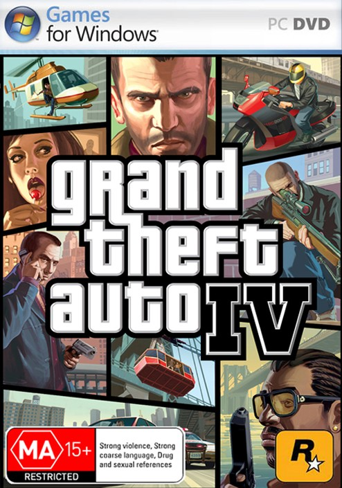GTA IV para PC [Imágenes Ineditas]