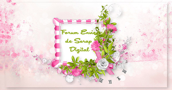 Envie de Scrap digital