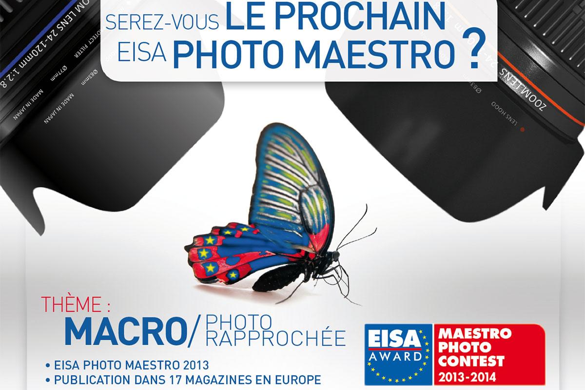 Concours photo Maestro Photo Contest 2013