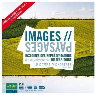 Images // Paysages - Histoires des représentations du territoire d'Eure et Loir au Compa de Chartres