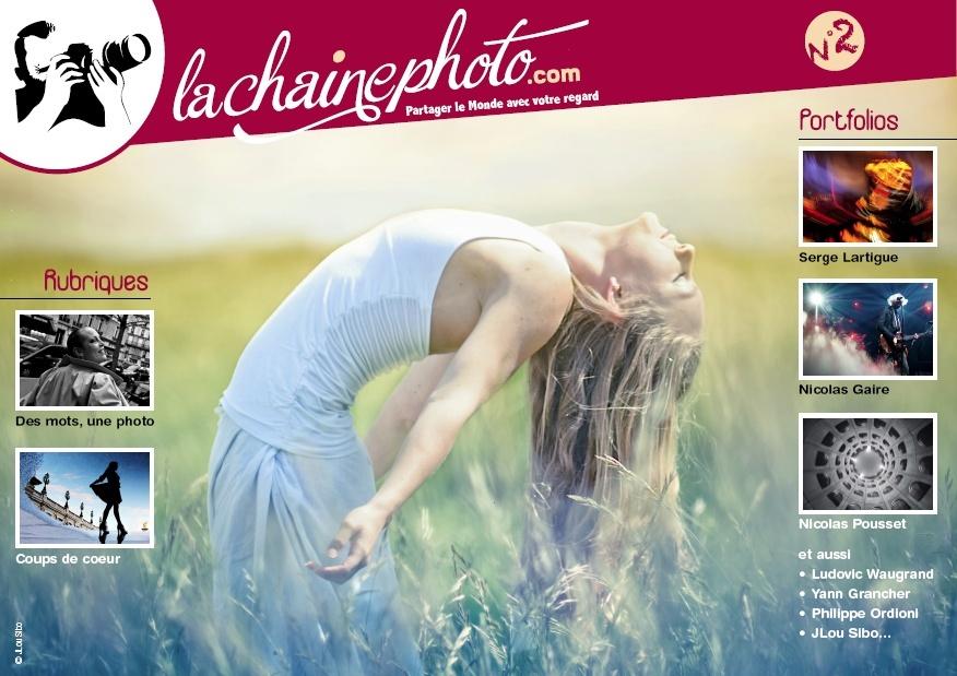 La Chaîne Photo, magazine photo numérique et gratuit
