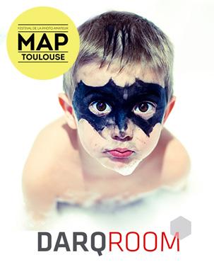 Concours photo MAP13 pour l'affiche du festival avec Darqroom