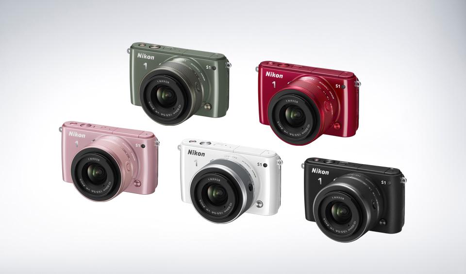 Nikon 1 S1 et Nikon 1 J3, deux nouveaux hybrides