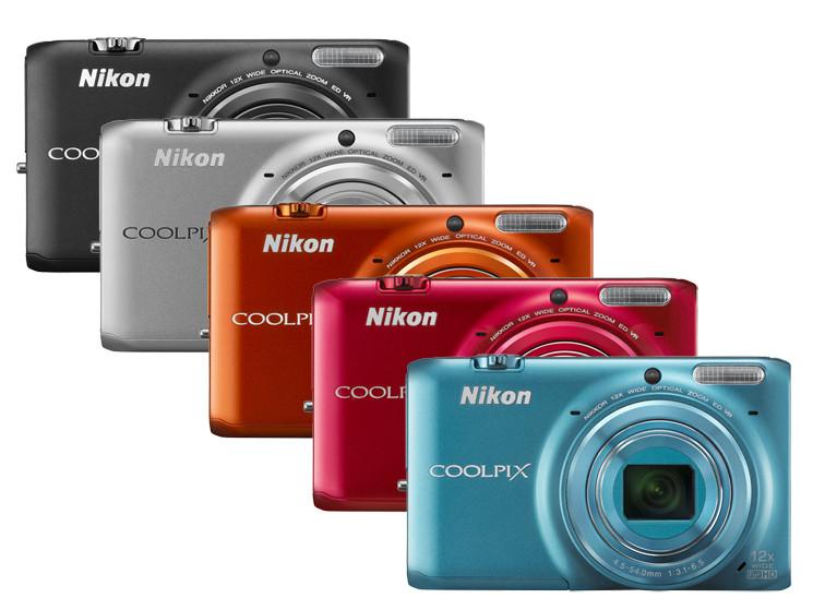 Nikon Coolpix S2700 et Nikon Coolpix S6500, deux nouveaux compacts