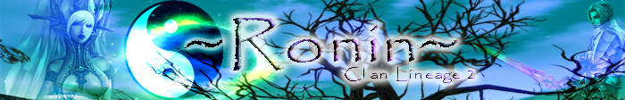 Clan Ronin