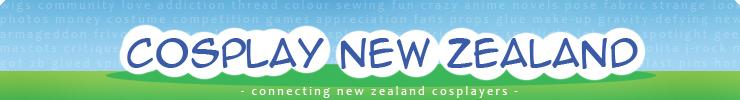 Cosplay New Zealand
