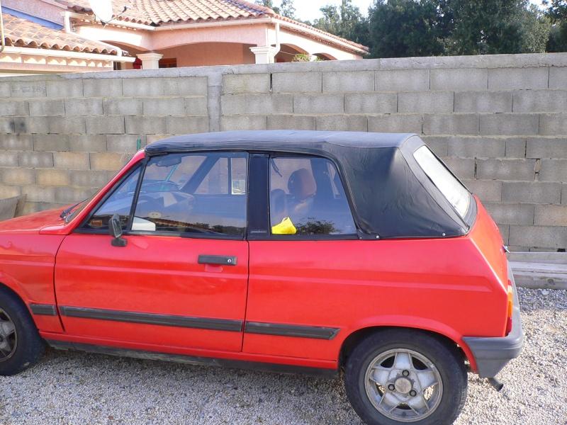 vends samba cabriolet
