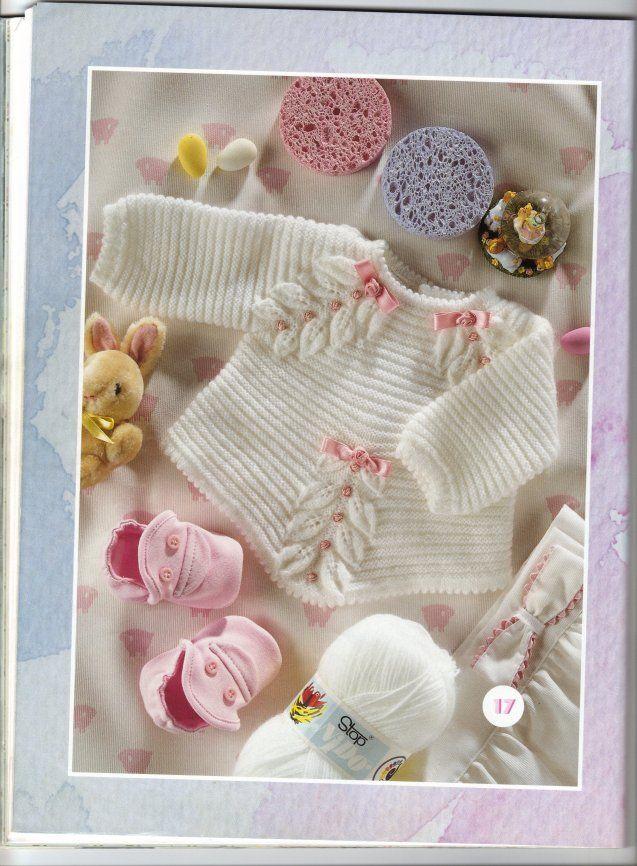 Bebek Kazağı Modeli (Anlatımlı)