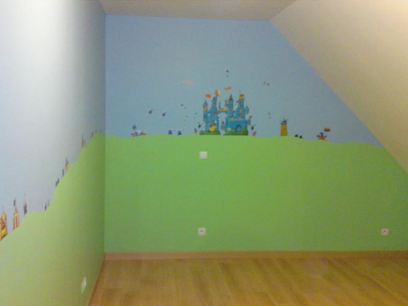 chambre vert et bleu chambre vert et bleu - Chambre Bleu Vert