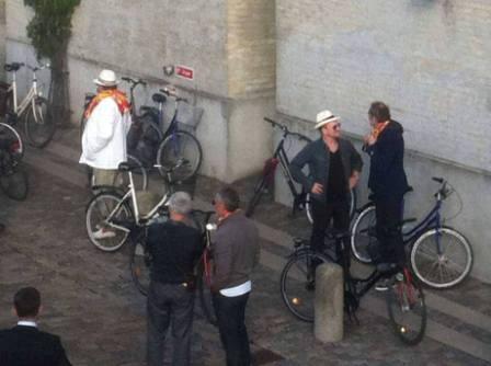 U2 à Copenhague avec Anton Corbijn : séance photo/clip en vue ?