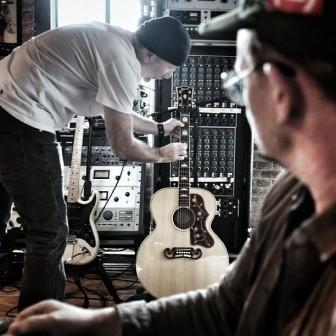 U2 de retour en studio à New York