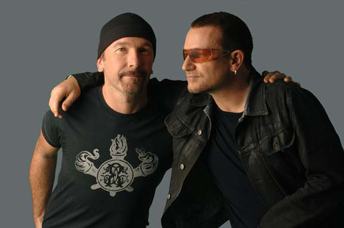 Bono et The Edge soutiennent un film sur la vie de John Smith