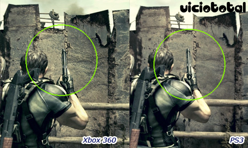 Resident Evil 5 Comparacion Grafica Playstation 3 Vs Xbox 360 Foro