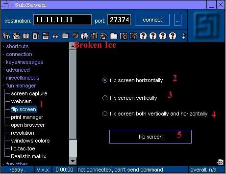 البرنامج الشهير إختراق لأجهزة