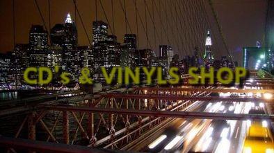 CD's & VINYLS SHOP