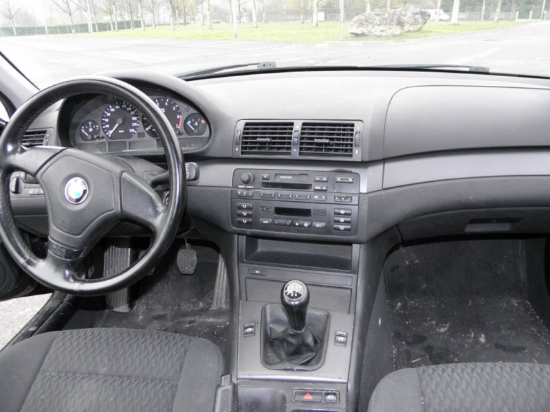 Bmw 316i e46 business pack petit prix for Bmw e46 interieur