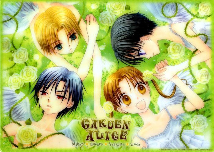 Học viện Gakuen Alice