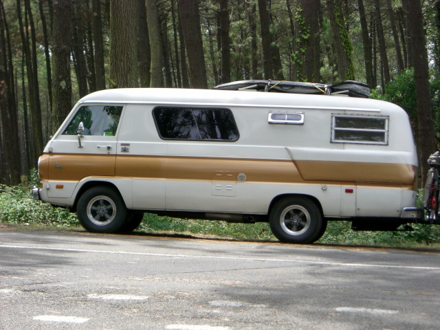Vintage Camper Van For Sale | Autos Weblog