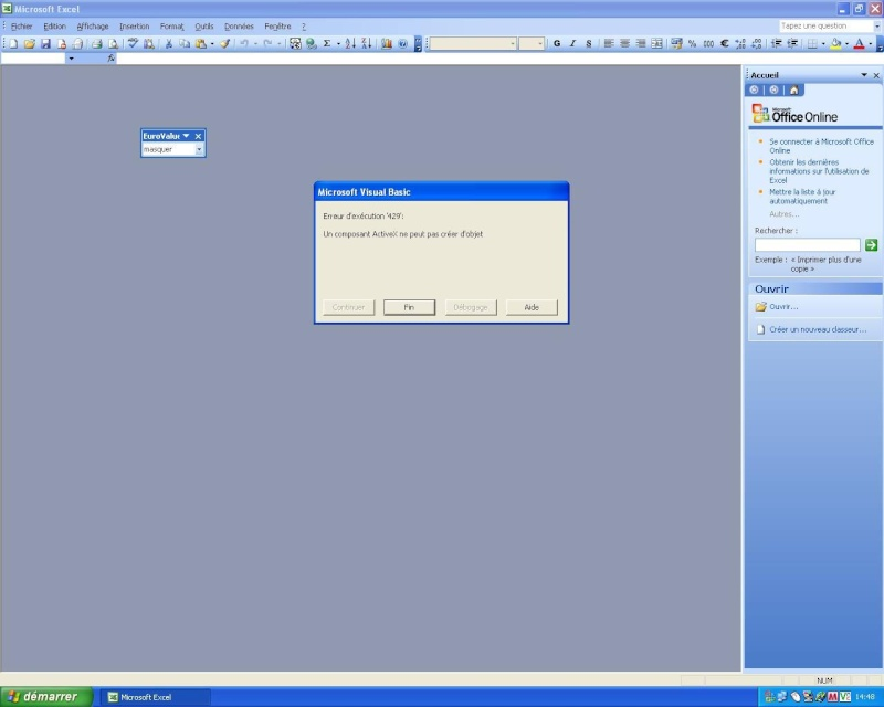Page photos r solu probl me mozilla firefox et for Probleme ouverture fenetre internet explorer