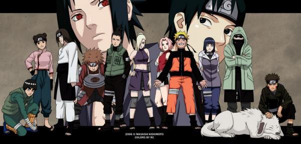 Naruto Destiny-gakure