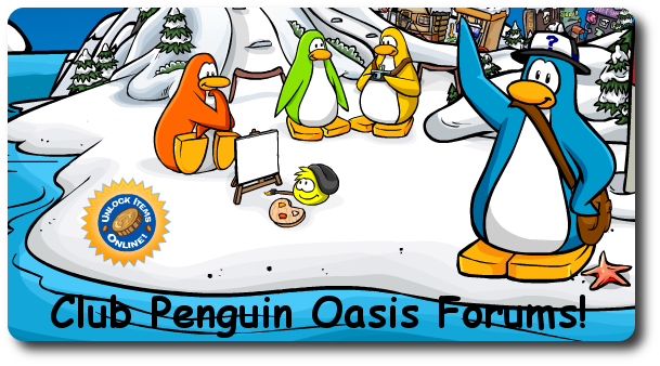 Club Penguin Oasis Forums