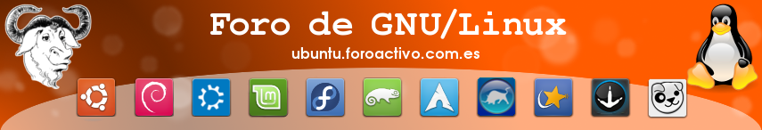Foro de GNU/Linux