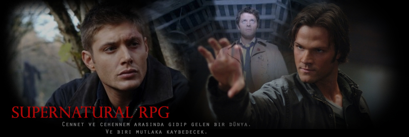 Supernatural-RPG