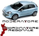 Moderatore & Coordinatore regionale Calabria