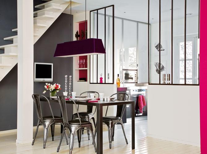 Conseil amenagement salon salle a manger - Cuisine style atelier artiste ...