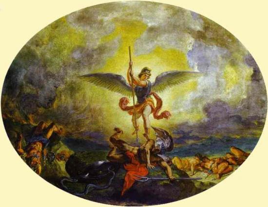 exorcisme contre satan et les anges r u00e9volt u00e9s