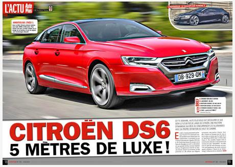 Citroën DS6