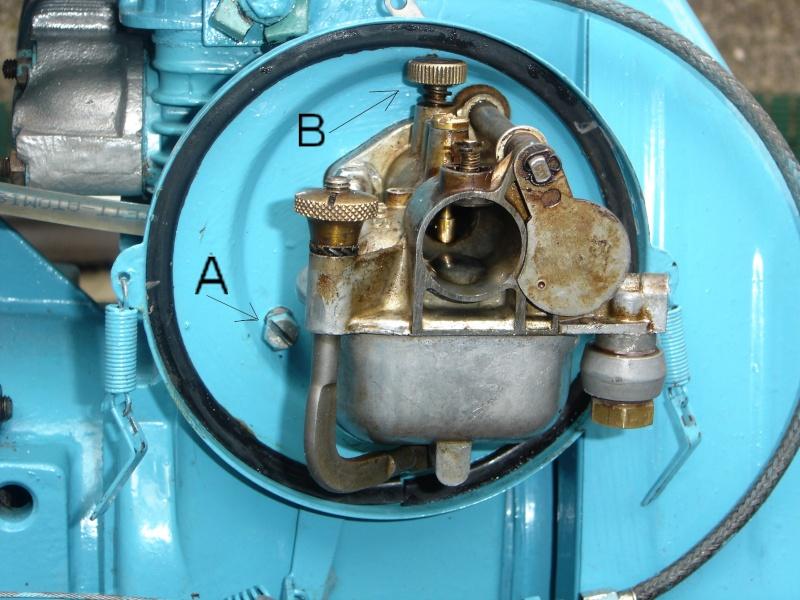 carburateur solex 20hns