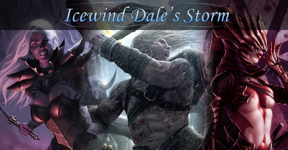 Icewind Dale's Storm