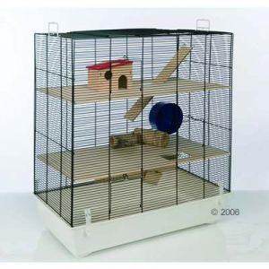 t  hamsters cage comment faire une separation