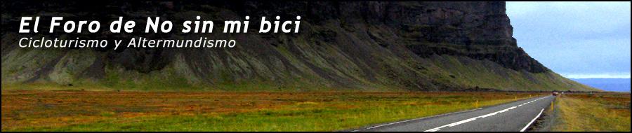 No sin mi bici
