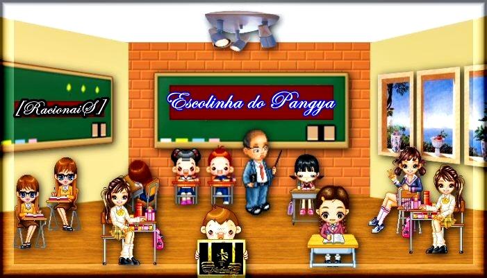 Projeto: Escolinha do Pangya (EM CONSTRUÇÃO)