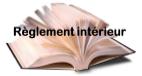 REGLEMENT INTERNE ET ORGANISATION