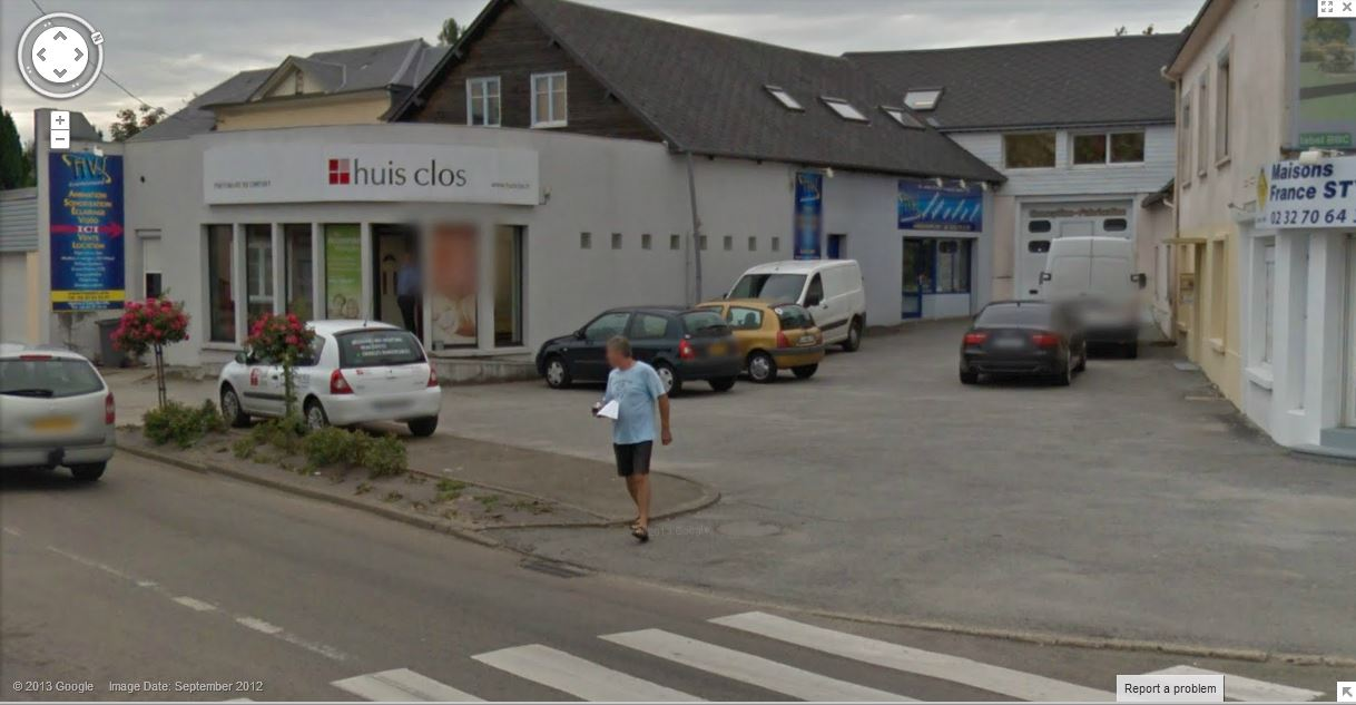 Street view que sont les stations service devenues for Huis clos fenetre