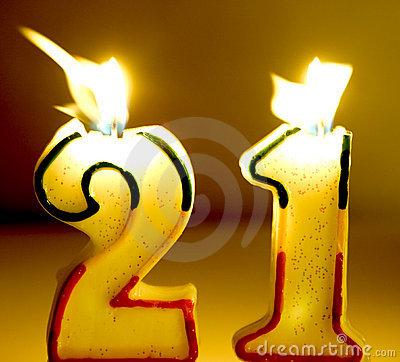 Поздравления с днём рождения с 21 года 13